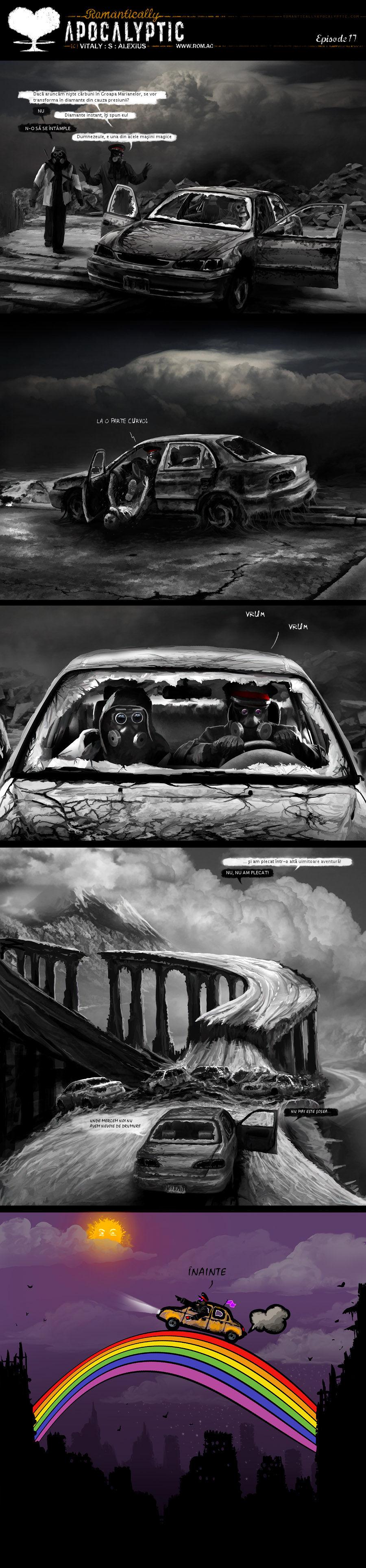 Romantically Apocalyptic 17 Ro by duleantovi