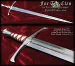 For The Clan : Oakeshott type XVI Medieval Sword