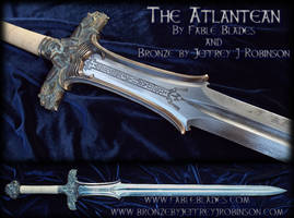 The Conan Atlantean Sword by Fableblades