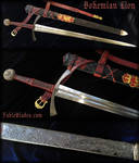 Bohemian Lion Sword by Fable Blades