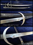 Nevermore - Bespoke Sword by Fable Blades
