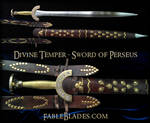Divine Temper: Sword of Perseus by Fable Blades