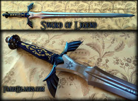 Sword of Legend by Fable Blades by Fableblades