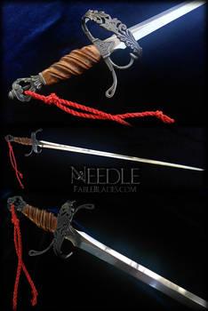 Needle - Arya Stark Sword by Fable Blades