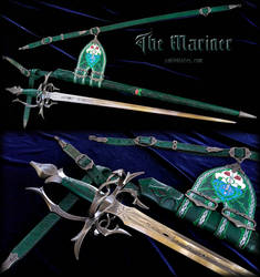 The Mariner - Bespoke Side Sword by Fable Blades