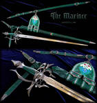 The Mariner - Bespoke Side Sword by Fable Blades by Fableblades