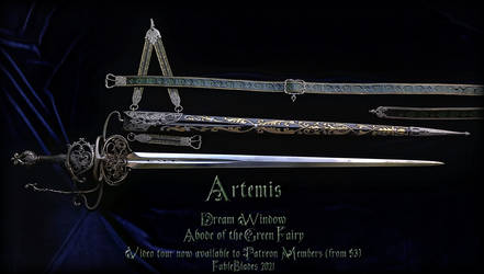 Artemis: Dream Window, Abode of the Green Fairy