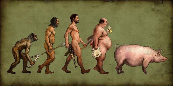 Evolution..