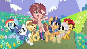 MLP Friends Are Always There For You