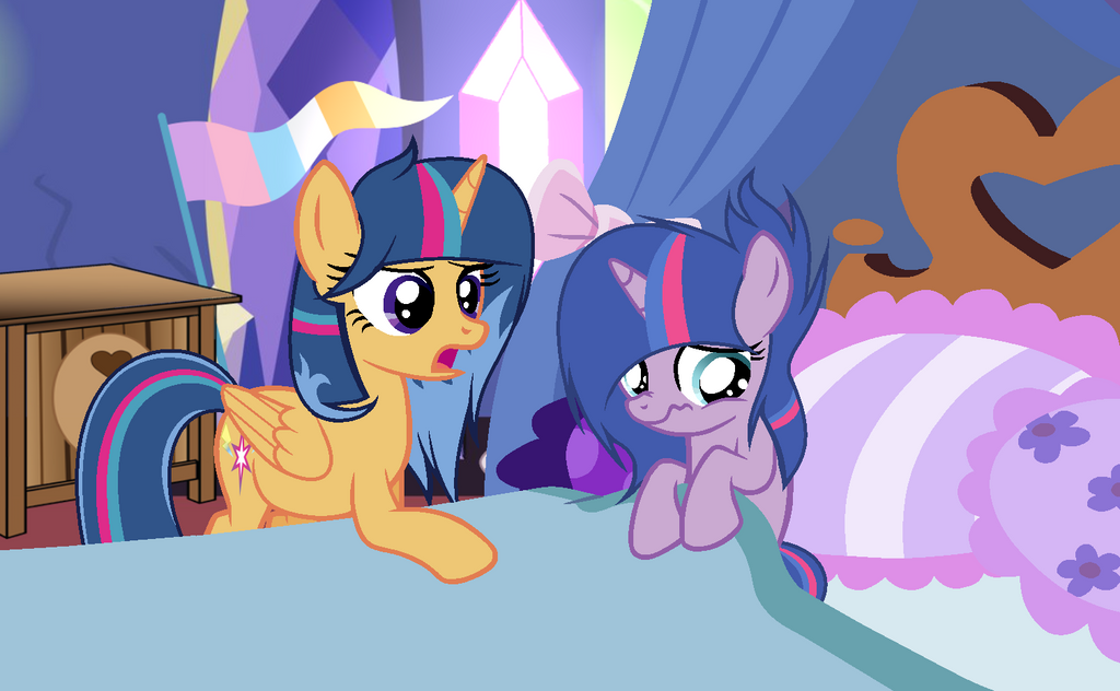 MLP Whats Wrong Sister By GalaxySwirlsYT On DeviantArt