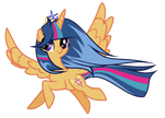 MLP Silver Sentry Princess Of Happiness