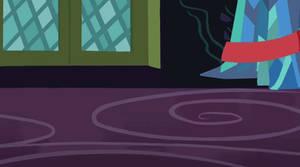 Twilight's Castle Background ( Christmas )