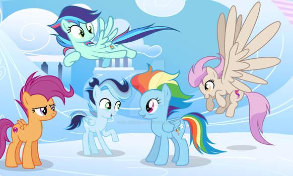 MLP [Next Gen] You Are Amazing Rainbow Dash