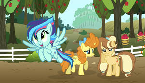 [MLP Next Gen] Fell In Love For The Frist Time