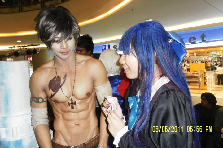 talking with a hot guy by skitzopheliac on deviantart