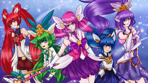 We are the Star Guardians by GrimmSkitz