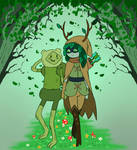 Fern X Huntress Wizard
