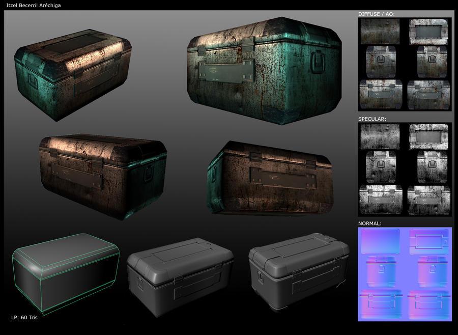 Box by xLithx