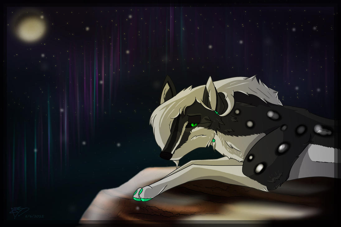 Contest- Aurora by LikelyLupine