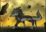 Wolf Link -Animation by LikelyLupine