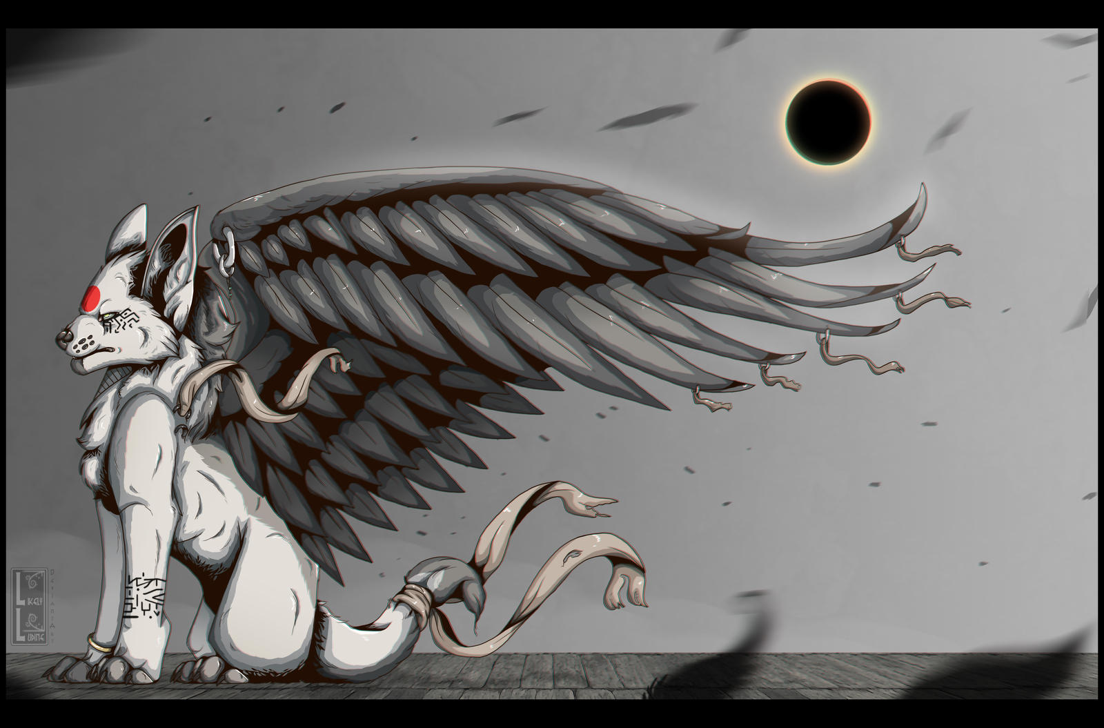 .:Freedom:. by LikelyLupine