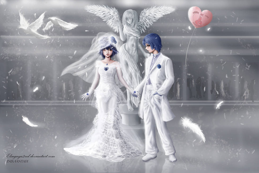 Wedding Party_HOW_LOVE and PASSION
