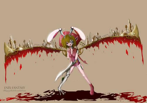 Virus - Alice - OC