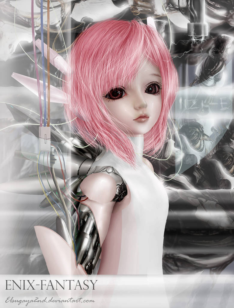 Evolved Vanguard Alice - Original - Android