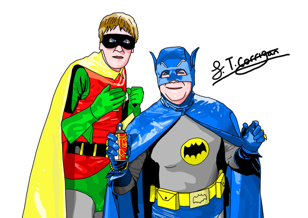 Only Fools And Horses Batman And Robin by J-Corrigan-93 ...  sc 1 st  DeviantArt & Only Fools And Horses: Batman And Robin by J-Corrigan-93 on DeviantArt