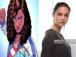 my America Chavez fancast