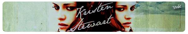 Kristen Stewart by violetgraphics