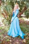 'Princess Aurora' The Sleeping Beauty cosplay
