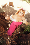'Giselle summer version' Enchanted Cosplay