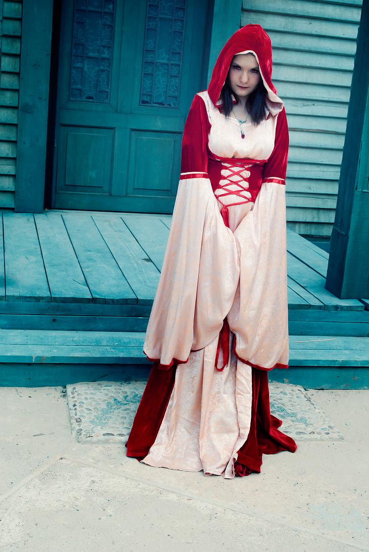 'Original Vampire Girl' Original cosplay by CrazyMonkey87
