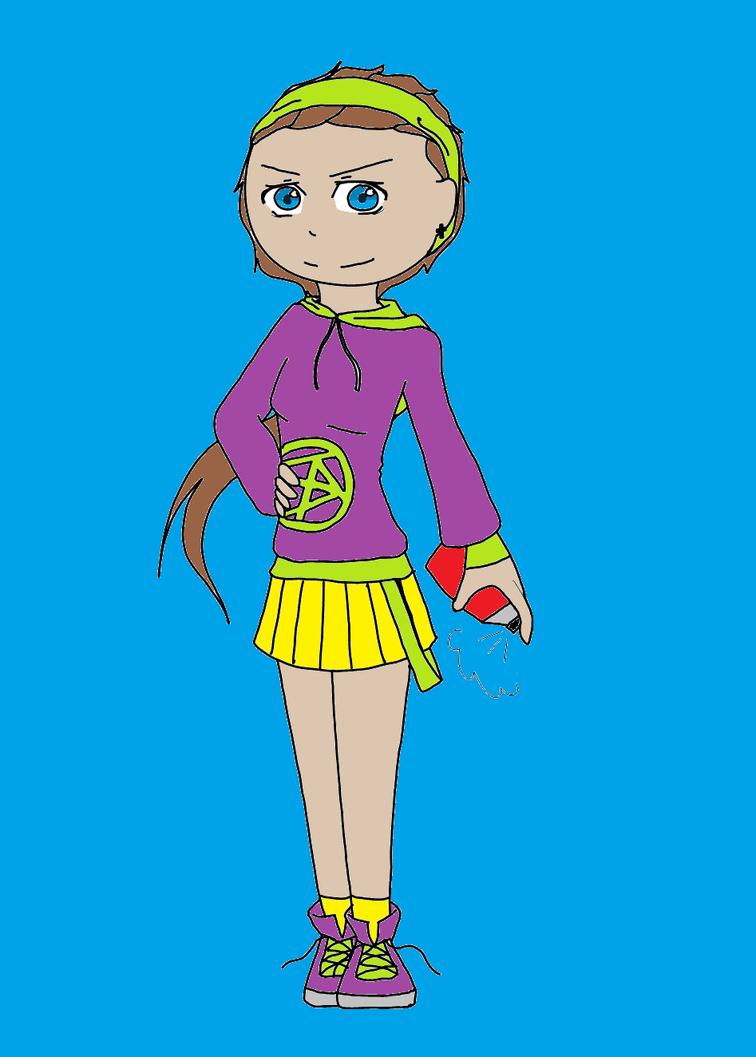 Yuko by Leonardosbabygirl