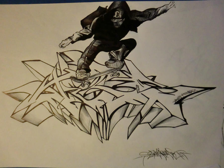 Skate graffiti bic by matteoboila on deviantart skate graffiti bic by matteoboila altavistaventures Image collections