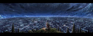 Wide Nightscape