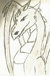 Dragon by lilas11