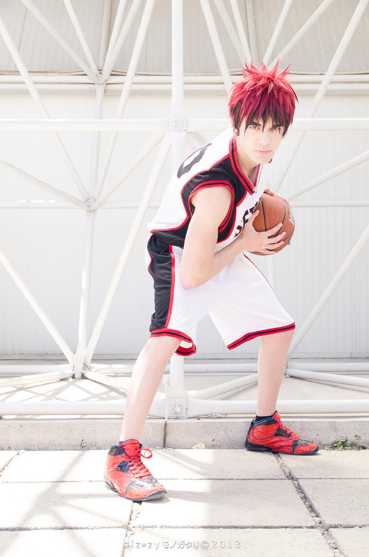 Kagami in Triple Offense by Zabisco