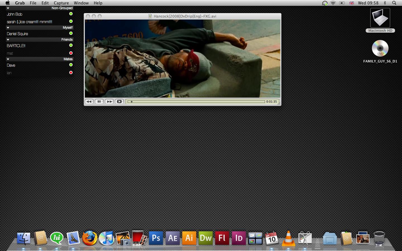 how to take a screen grab on mac
