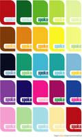 Logo Colour Test by Dannsquire
