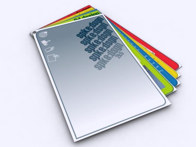 Spoke Design Brochure by Dannsquire