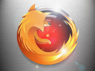 Firefox meets HAL 9000 by Nemoflow