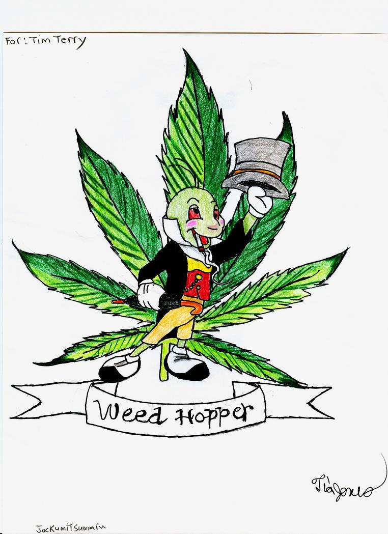Weed Hopper by Silgan on DeviantArt