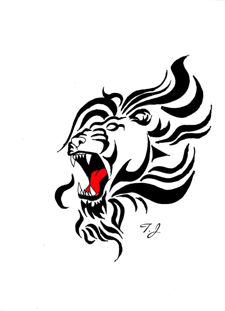 Roaring Lion by Silgan