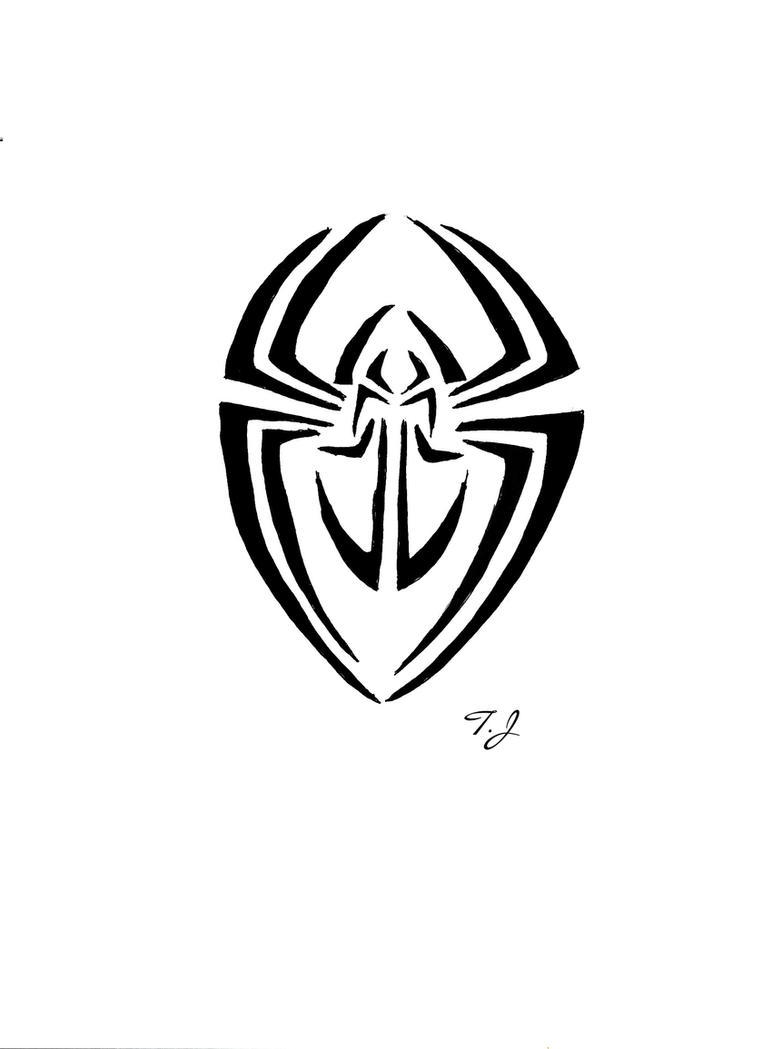 Spider Tribal by Silgan on DeviantArt