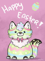 HappyEaster! by ImazArtz