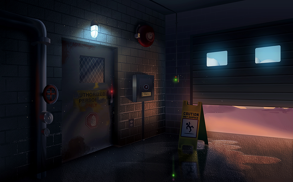 Garage by Ecstatic-ectsy