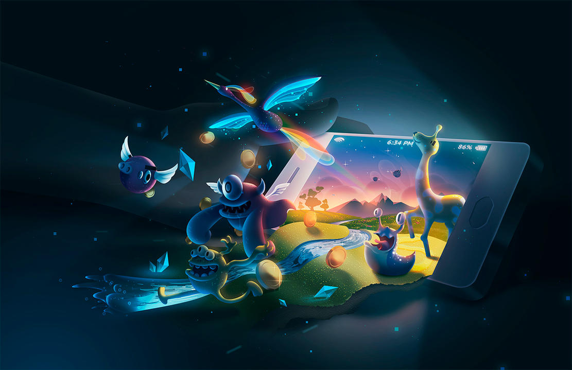 Alchemic Dream by Ecstatic-ectsy