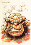 BEN GRIMM... 'THE THING'